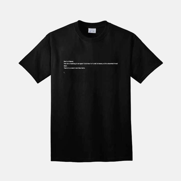"""Zork """"The Beginning"""" T-Shirt"""