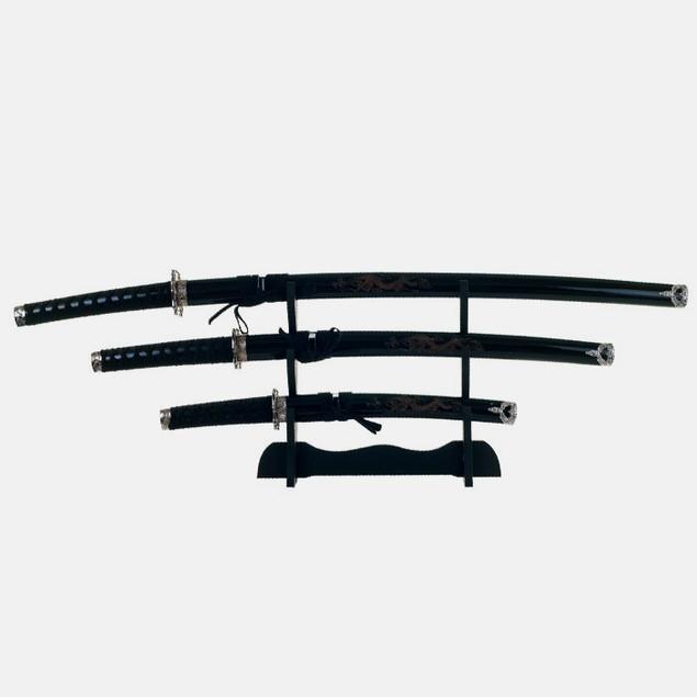 Dragon Samurai Sword Set
