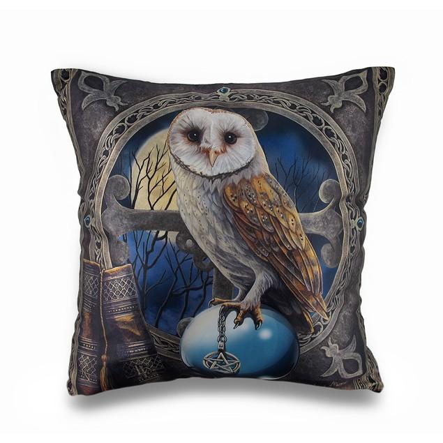 Lisa Parker Spell Keeper Fantasy Art Decorative Throw Pillows