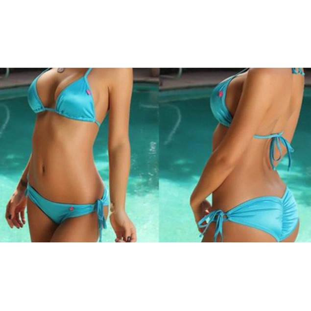 Tan Through Bikini - Assorted Colors