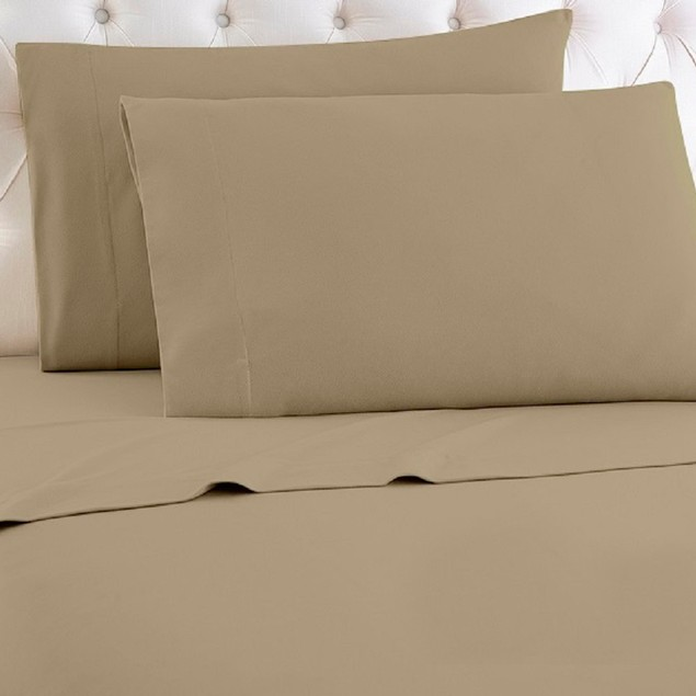 4-Piece Luxurious 1,000 Thread Count Egyptian Cotton Sheet Sets