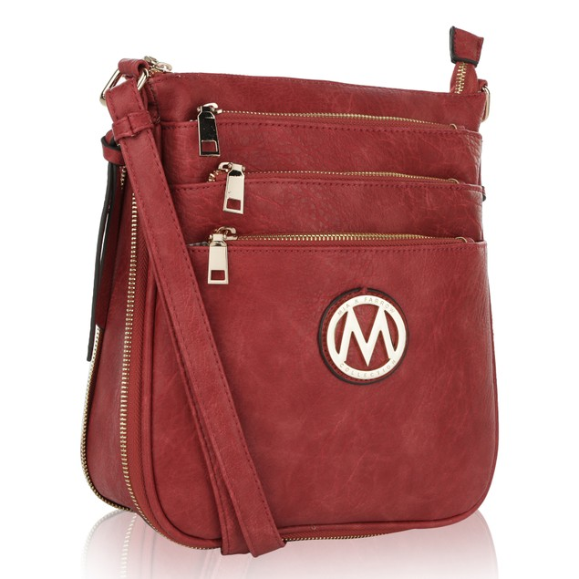 MKF Collection Salome Cross Body by Mia K.