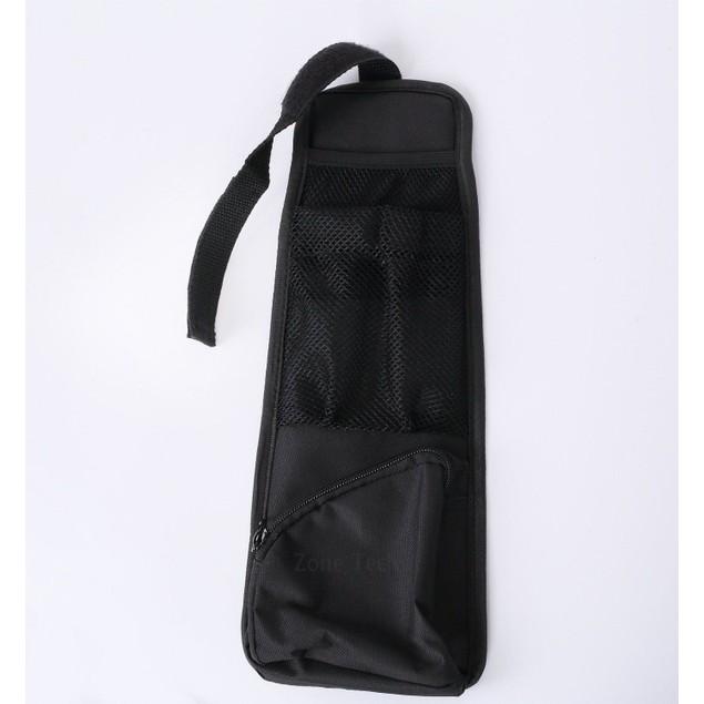 Zone Tech Side Seat Mesh Bag Console Multi Pocket Storage Item Organizer