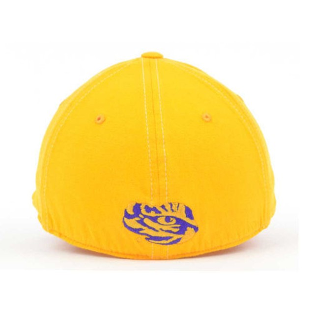 "LSU Tigers NCAA TOW ""T-Shirt Jock"" Stretch Fitted Hat"