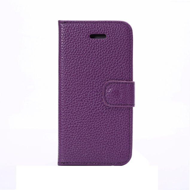 iPM Leather Pebbles iPhone 6 Wallet Case