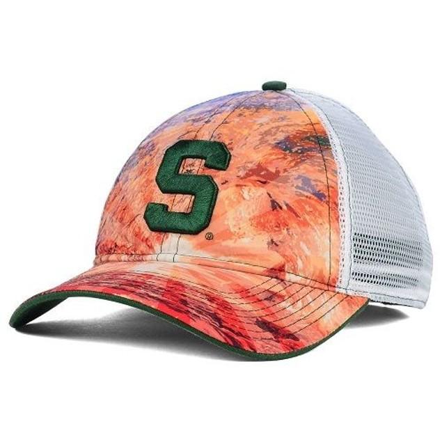 "Michigan State Spartans NCAA ""Brilliant"" Mesh Snapback Hat"