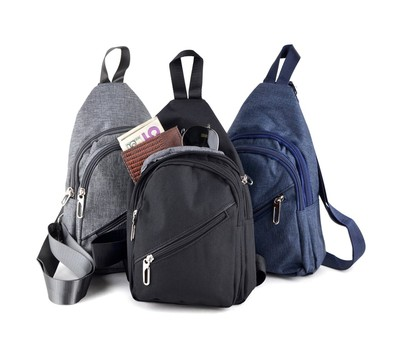 Westend Multifunctional Crossbody Sling Bag Was: $39.99 Now: $12.49.