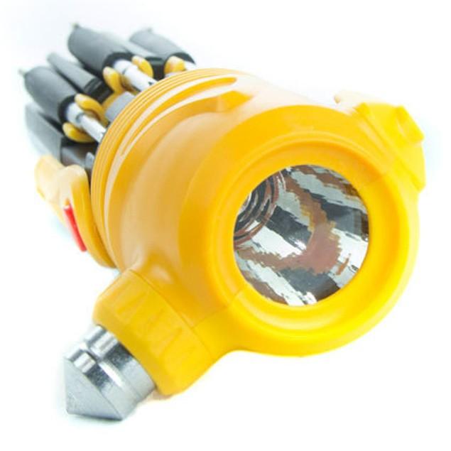 12-Piece Set: iBasics Hammer & Accessories