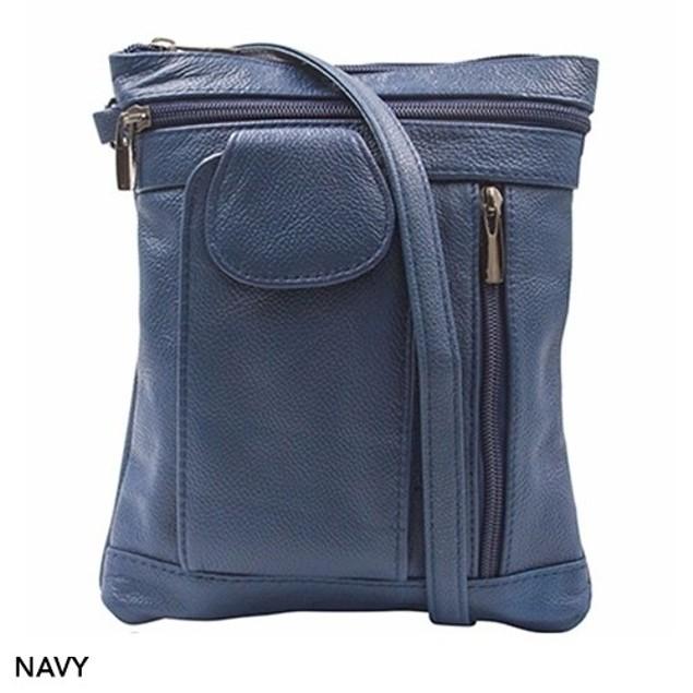 Soft Premium Leather Crossbody Bag for Women - 6 Colors