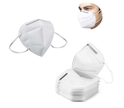 FDA Approved Reusable KN95 5-Ply Protection Masks - 95% Filtration Was: $2,000 Now: $5.99.