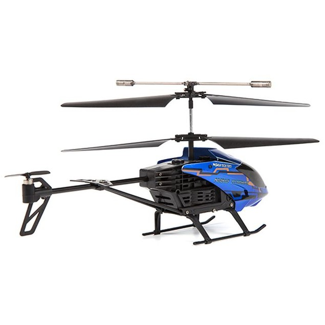 Nano Titan X 3.5CH RC Helicopter w/ Replacement Parts Bundle
