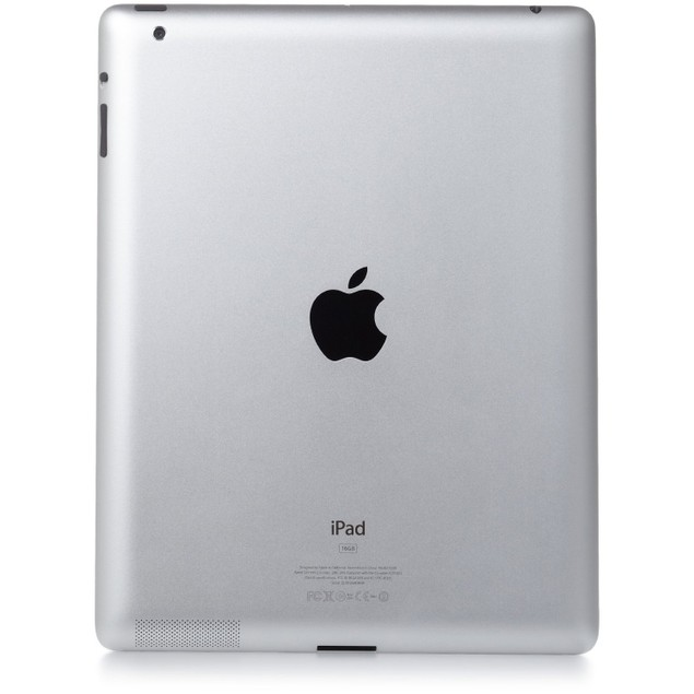 Apple iPad 2 MC769LL/A, 16GB WiFi - Black (Grade A)