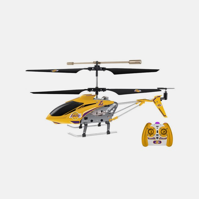 NBA LA Lakers Team RC Helicopter
