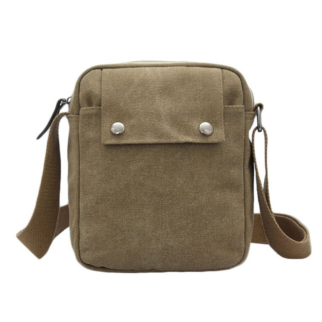 Multi-functional Canvas Traveling Bag - 9 Styles