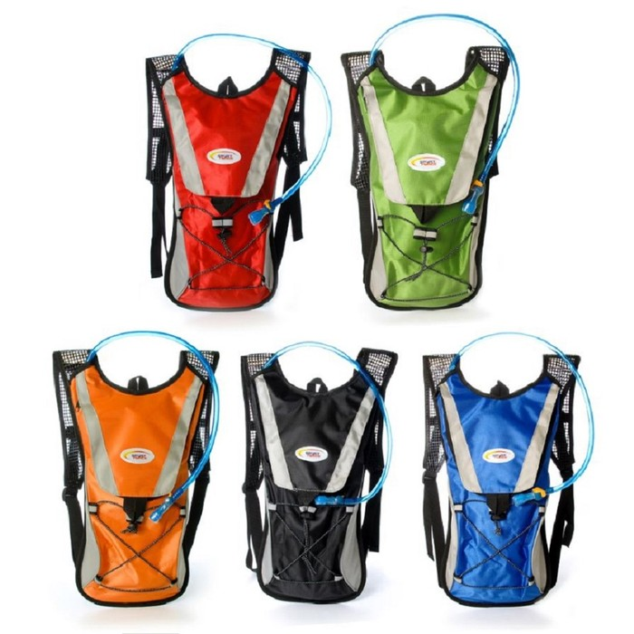 Sport Force Multi Function Hydration Backpack (Multiple Colors)