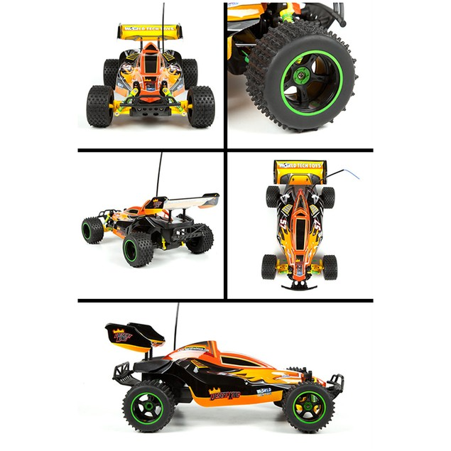 1:10 Desert King Remote Control Buggy
