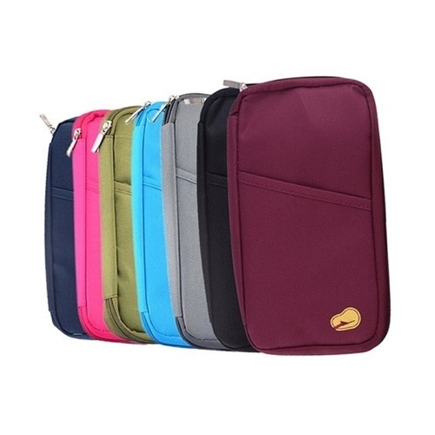 Passport & Documents Holder - 7 Colors