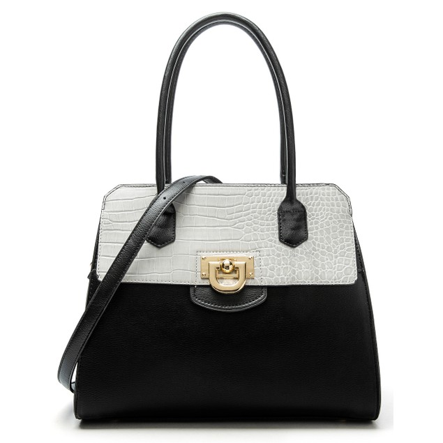 MKF Collection Shayla Satchel Bag by Mia K