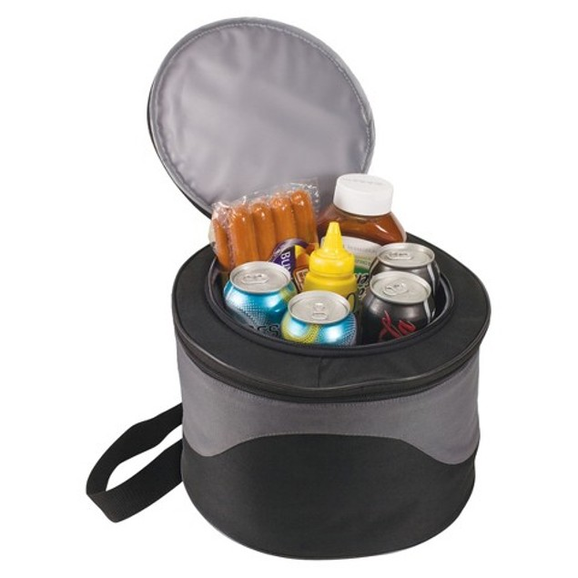 2 in 1 Portable BBQ Grill and Cooler Bag