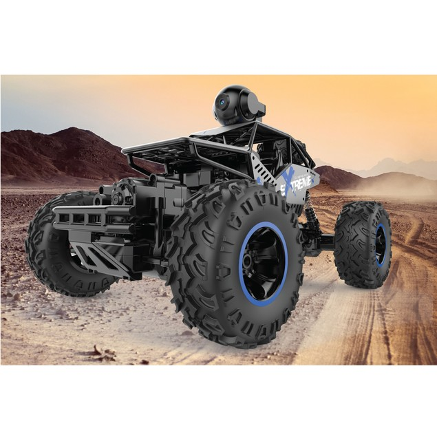 Vivitar Rugged Rc Car With Wifi Camera