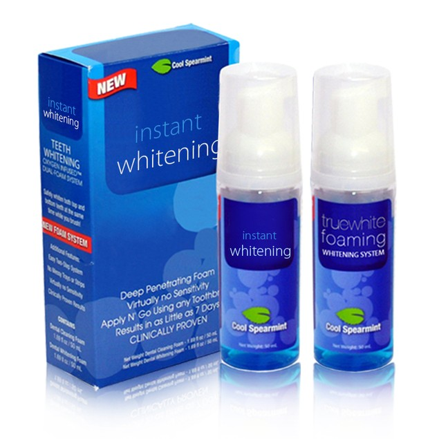 Truewhite Foaming White