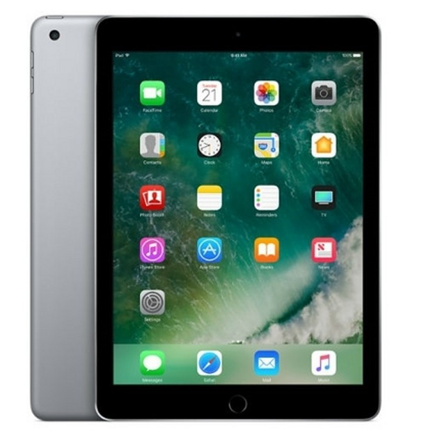 Apple iPad 5th generation MP2H2LL/A (128GB, Wi-Fi, Space Gray)