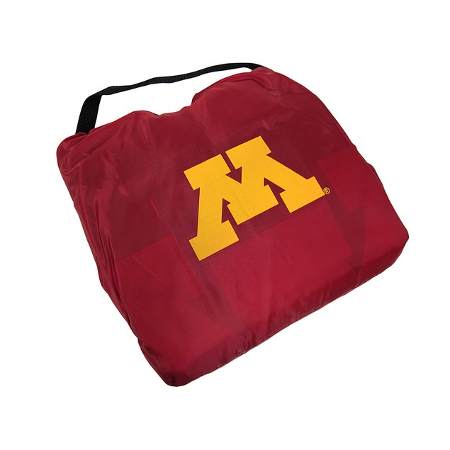 Minnesota Gophers 3 In 1 Poncho/Blanket/Stadium Mens Fleece Outerwear