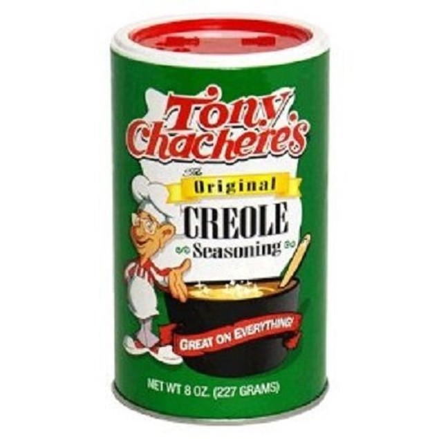 Tony Chachere's Original Creole Seasoning Chacheres