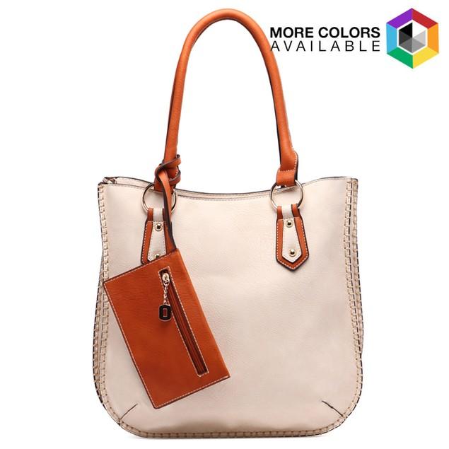 MKF Collection Akris Handbag by Mia K