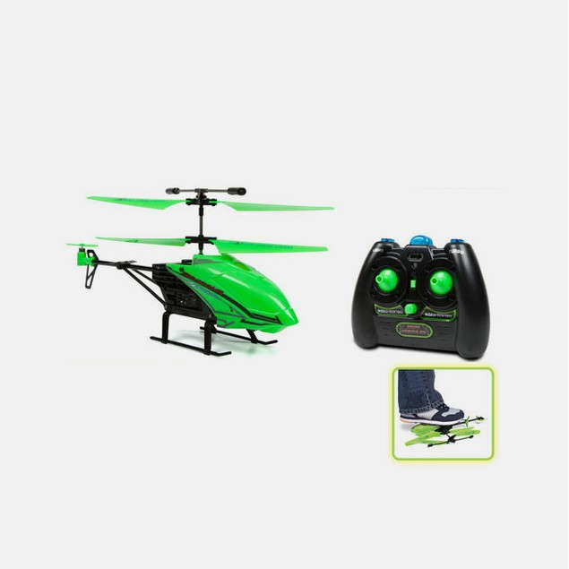 Glow in the Dark Nano Hercules Helicopter