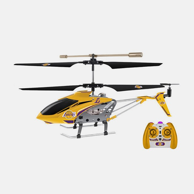 NBA Licensed Los Angeles Lakers RC Helicopter