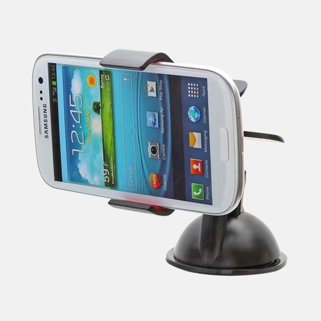 Aduro GRIP CLIP Universal Dashboard/Windshield Car Mount for Smartphones