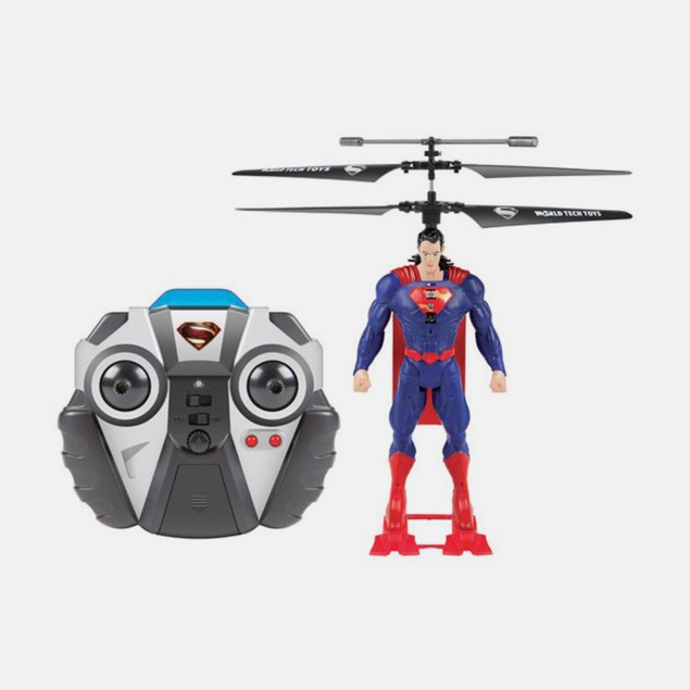Superman DC Comic Helicopter