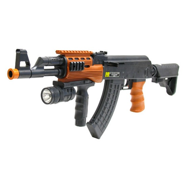 Spec Ops AK-47 FPS-250 Airsoft Assault Rifle