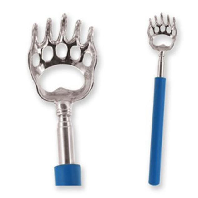 3-Pack Assorted-The Claw! Extendable Back Scratcher