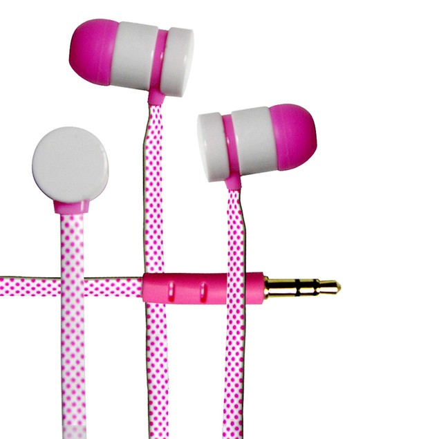 Tangle Free Headphones w/ Fashion Prints