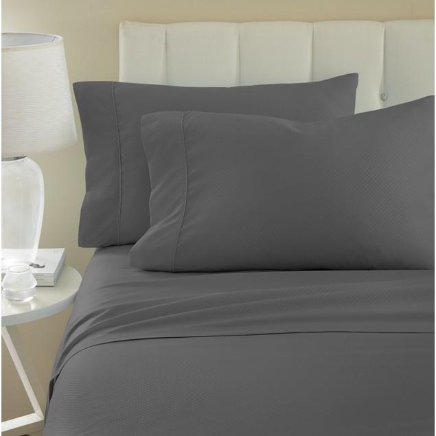 Becky Cameron 4 Piece Checkered Bed Sheet Set