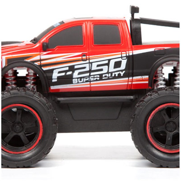 1:24 Licensed Ford F-250 Super Duty Friction Truck