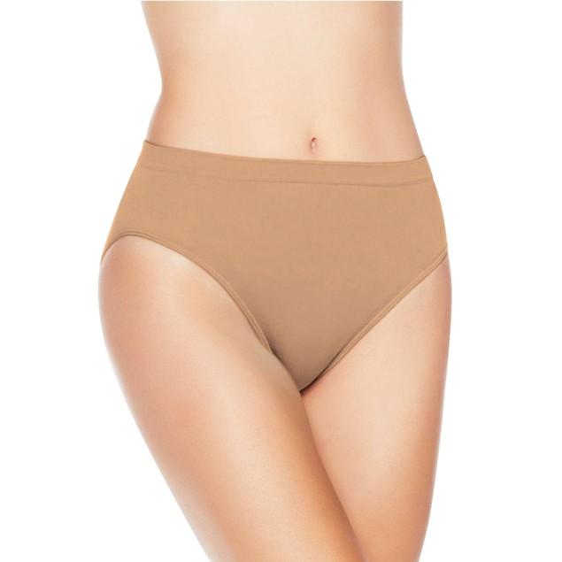 3-Pack Comfortisse Seamless Panty Set