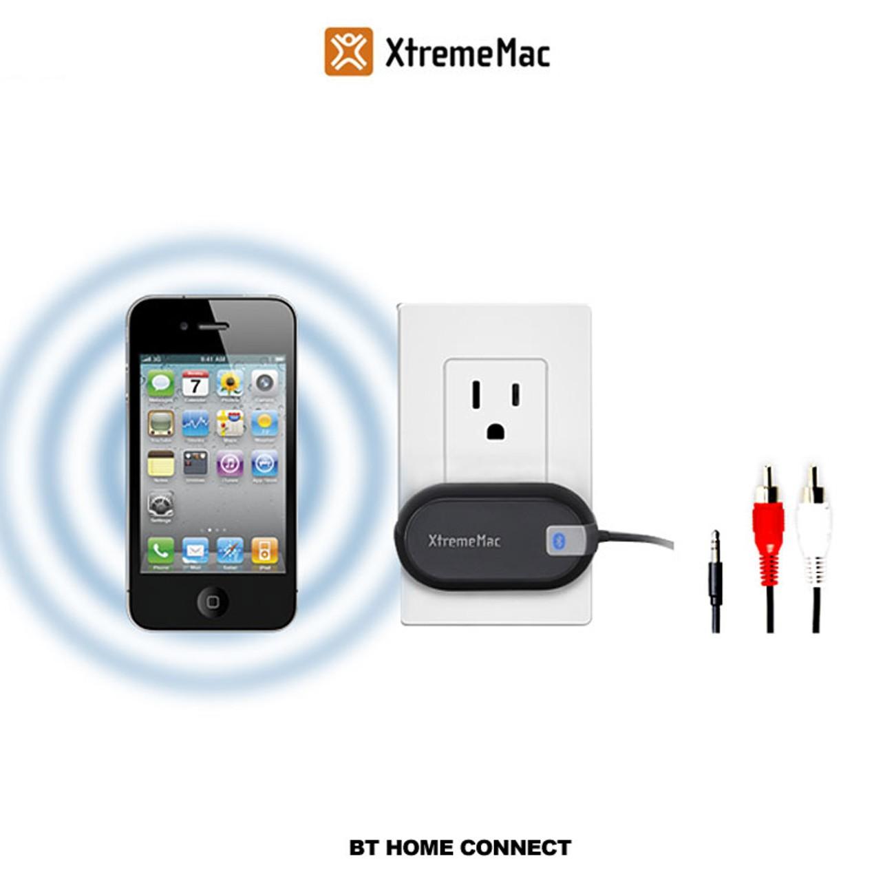 XtremeMac BT Home Connect Bluetooth Audio Receiver - Tanga