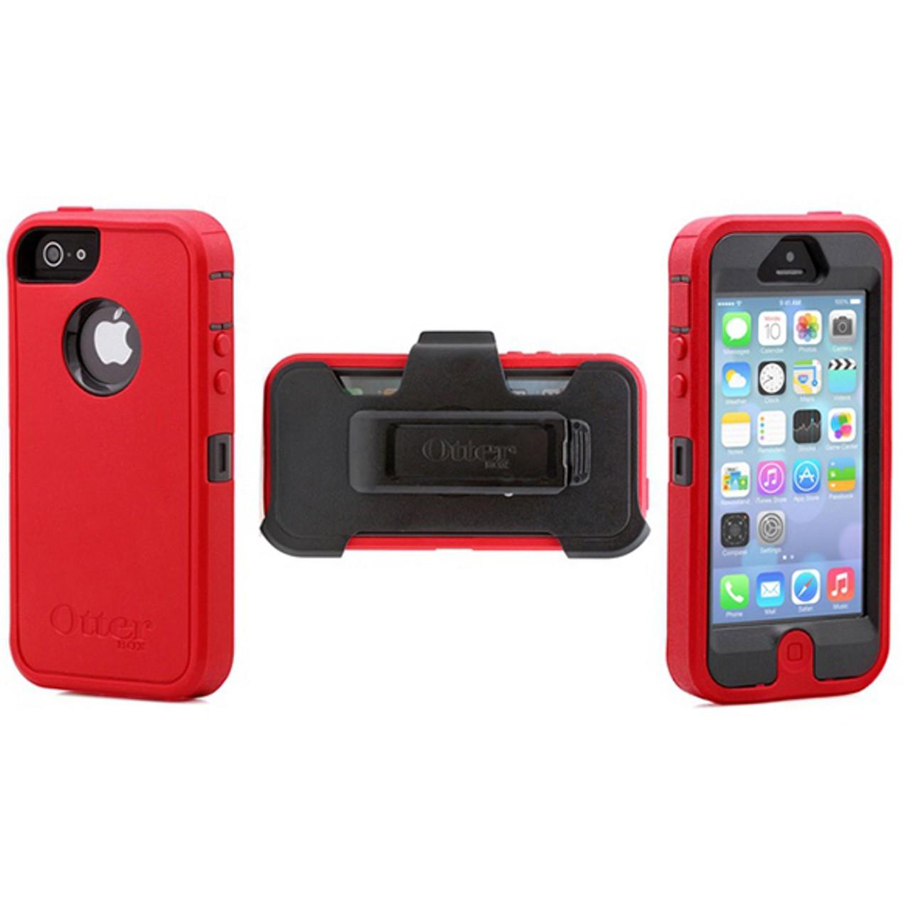 sale retailer 54d2f 8635f OtterBox Defender iPhone 5/5s Case - Tanga