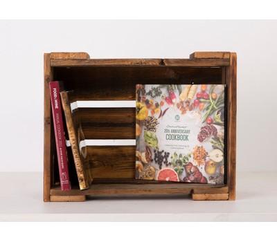 reclaimed wood display crates bellechic. Black Bedroom Furniture Sets. Home Design Ideas