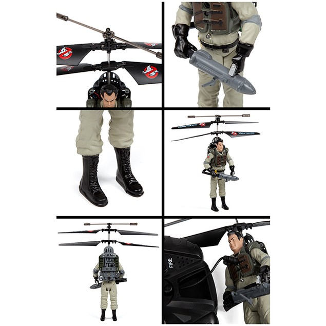 Ghostbusters Ray 2 Ch IR Helicopter