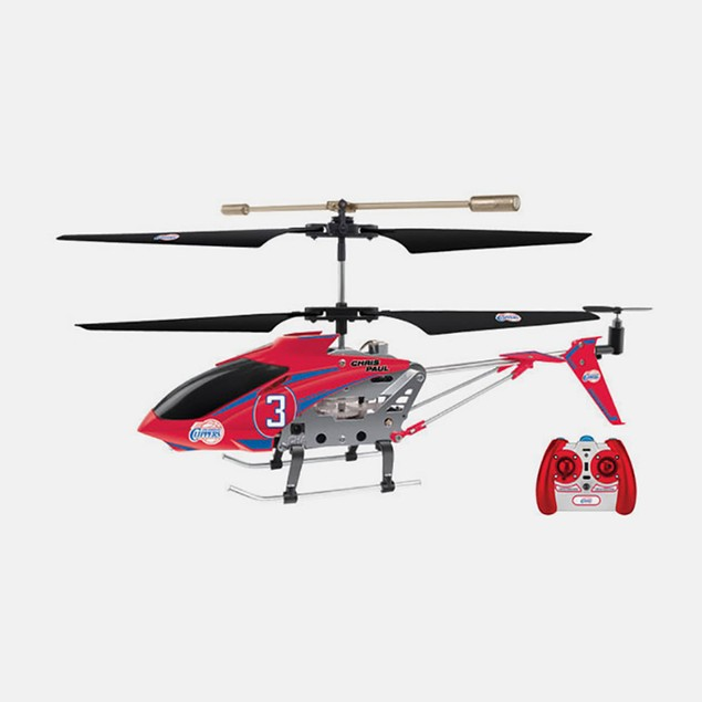 NBA Licensed Los Angeles/Chris Paul RC Helicopter