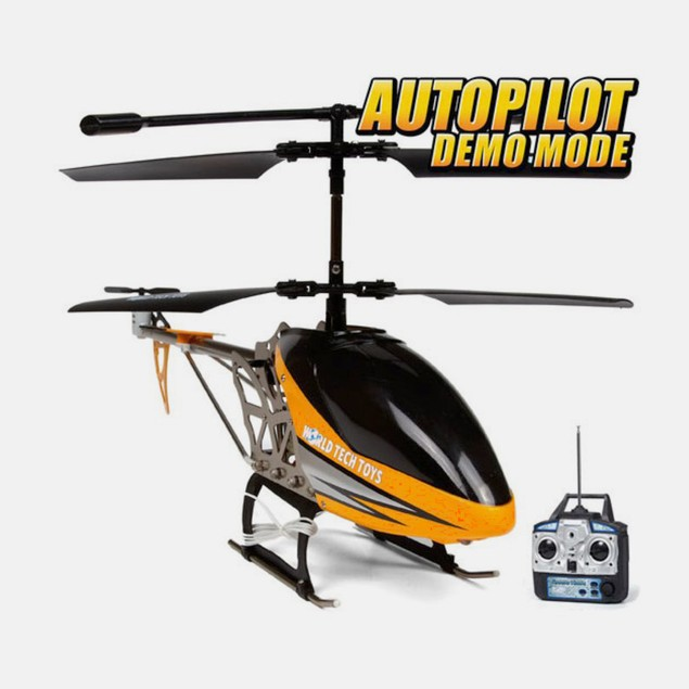 3.5ch Arrow Hawk Remote Control Helicopter