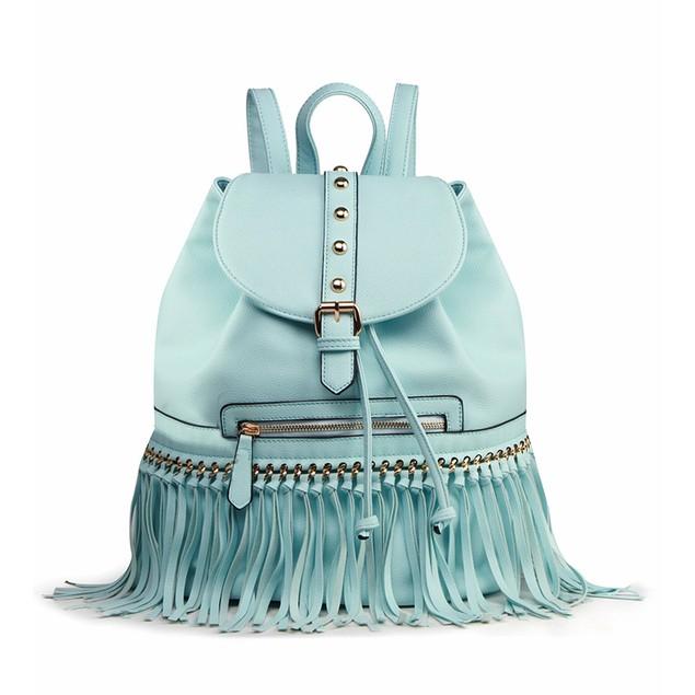 MKF MonicaFringed Backpack by Mia K Farrow - 10 Colors!