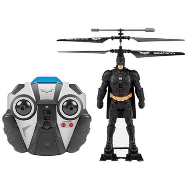 DC Comics World Tech Batman 3.5CH RC Helicopter