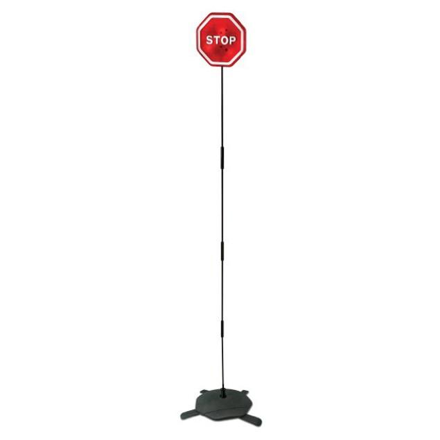Flashing Led Light Parking Stop Sign For Garage Tanga
