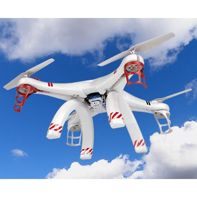 2.4GHz 4.5ch Supernova SPY Quad-Drone Camera Remote Control Quadcopter