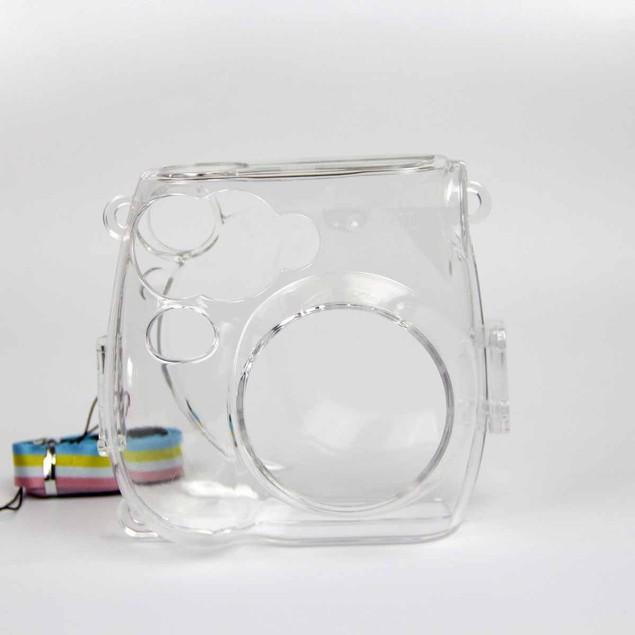 Crystal Clear Camera PC Hard Case Cover For FujiFilm Instax Mini7 Mini7S